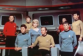 1966年ドラマ「宇宙大戦争」場面写真「スター・トレック」