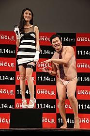 安心してください、怪しい者ではありませんよ!「コードネーム U.N.C.L.E.」