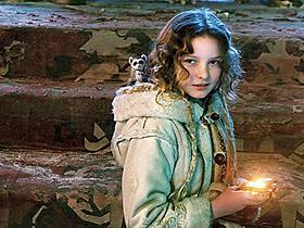 「ライラの冒険 黄金の羅針盤」の一場面「ライラの冒険 黄金の羅針盤」