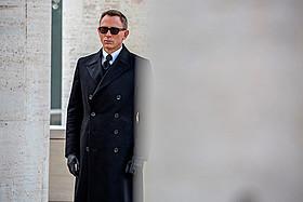 ジェームズ・ボンド役のダニエル・クレイグ「007 スペクター」