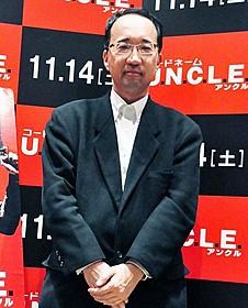 諜報機関の裏事情を語る落合浩太郎氏「コードネーム U.N.C.L.E.」