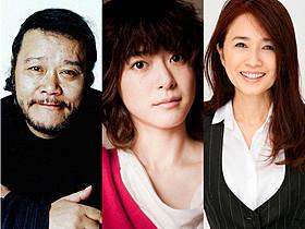 TBS日曜劇場「家族ノカタチ」で香取慎吾と 共演する上野樹里、西田敏行、風吹ジュン