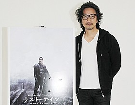 新作「ラスト・ナイツ」に込めた思いを語った 紀里谷和明監督「愛」