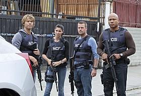 「NCIS:LA 極秘潜入捜査班」の一場面「スーパーガール」