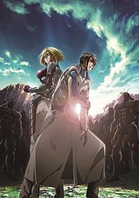第2期制作が発表された テレビアニメ「テラフォーマーズ」「テラフォーマーズ」