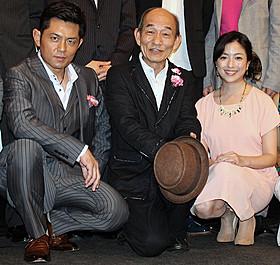 笹野高史、初の単独映画主演作「陽光桜 YOKO THE CHERRY BLOSSOM」