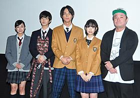 「E★エブリスタ」人気シリーズを若手人気俳優陣で映画化「通学シリーズ 通学途中」