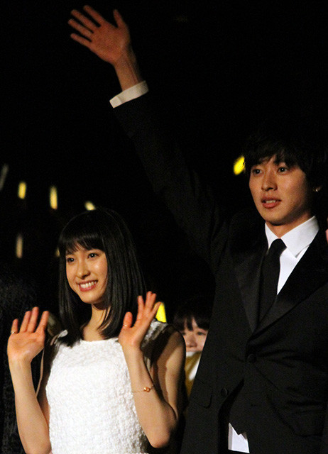 土屋太鳳、主演映画「orange」リハ中にまさかの負傷暴露されるも泰然「皆が仲良くなれたら全然平気」