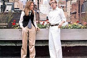 「アニー・ホール」(1977)の一場面「アニー・ホール」
