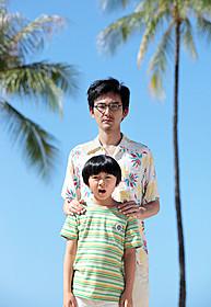 """初の""""おじさん""""役に挑んだ 松田龍平と子役の大西利空くん「ぼくのおじさん」"""