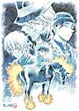 劇場版「名探偵コナン」第20弾、タイトルは「純黒の悪夢」 原作者・青山氏が意味深メッセージ