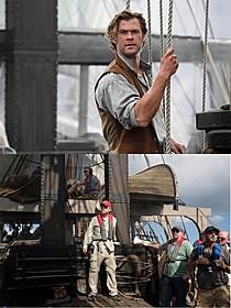 海の男を演じたヘムズワースと 再タッグを組んだハワード監督「白鯨」