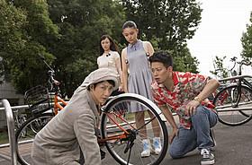 初の現代劇に挑戦した野村萬斎「スキャナー 記憶のカケラをよむ男」
