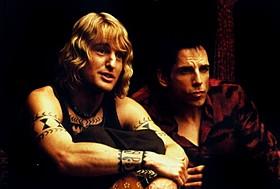 予告編視聴回数がコメディ映画史上最高を記録! 画像は「ズーランダー」(2001)劇中カット「ズーランダー」