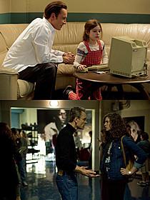 ジョブズと娘の約14年間にわたる関係が描かれる「トレインスポッティング」
