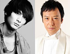 前田司郎監督作に出演する高良健吾と板尾創路「ふきげんな過去」