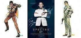 「007 スペクター」のキャラクターも登場!「女王陛下の007」