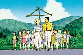 高畑勲監督の名作が劇場公開へ「おもひでぽろぽろ」