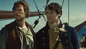 オーウェンとポラード船長の人間模様も物語のキー「白鯨」