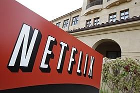 米ストリーミング大手Netflix