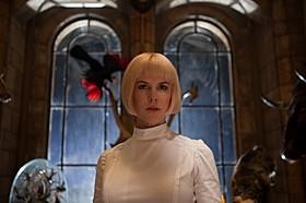 遊び心を忘れないオスカー女優N・キッドマン「パディントン」