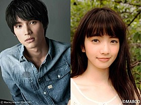 初共演を果たした福士蒼汰と小松菜奈「ぼくは明日、昨日のきみとデートする」