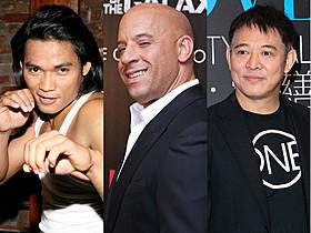 ビン・ディーゼル新作にアジアのアクションスターが加入!!「トリプルX」