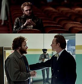 映画ではセス・ローゲンがウォズニアック氏を演じる「50/50 フィフティ・フィフティ」