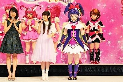 堀江由衣、後輩・高橋李依との新プリキュアコンビは「キュアマジカルがキュアミラクルを支える」