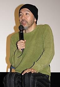 大恐縮で市川崑監督作を語った塚本晋也監督「野火」