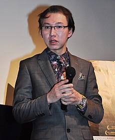 トークイベントに出席した門倉貴史氏「ドリーム ホーム 99%を操る男たち」