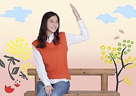 ヒロイン役を演じる新木優子「僕らのごはんは明日で待ってる」