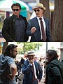 「ブリッジ・オブ・スパイ」でオスカー候補のM・ライランス、「ザ・ガンマン」出演を決意した理由