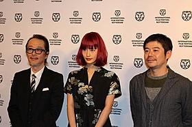リリー・フランキー&橋本愛、ロッテルダム映画祭に出席!「シェル・コレクター」