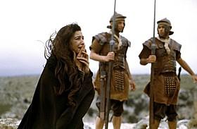 モニカ・ベルッチがマグダラのマリアを演じた「パッション」「英国王のスピーチ」