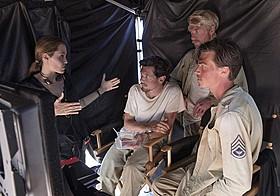 アンジーが監督第2作「不屈の男」を語る「不屈の男 アンブロークン」