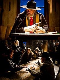 「ヘイトフル・エイト」場面写真&メイキング写真「ヘイトフル・エイト」