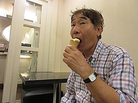 マイペースに旅を楽しむ蛭子さん「ローカル路線バス乗り継ぎの旅 THE MOVIE」