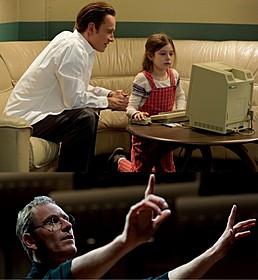 マイケル・ファスベンダーが3つの時代のジョブズ氏を演じ分ける「ソーシャル・ネットワーク」