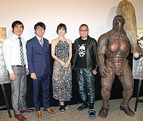 三池崇史監督が人気コミックを映画化「テラフォーマーズ」