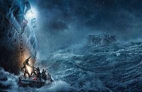 大波が容赦なく人々を襲う!「ザ・ブリザード」