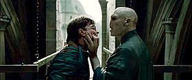 「ハリー・ポッターと死の秘宝 PART2」の一場面