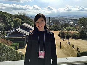 さぬき映画祭に参加した女優・宮下かな子「転校生」