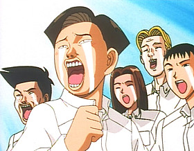 デジタルリマスターで初DVDボックス化される 「行け!稲中卓球部」