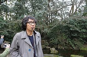 菊池映画祭2016のディレクターを務める行定勲監督「うつくしいひと」