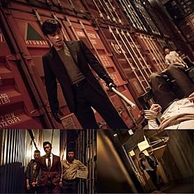 イ・ビョンホンが激しいアクションで魅せる「インサイダーズ 内部者たち」
