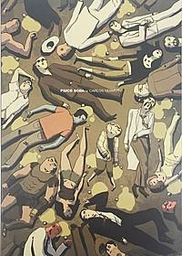スペインで出版された カルロス・ベルムトの漫画「Psicosoda」「マジカル・ガール」