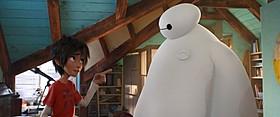 「ベイマックス」がテレビアニメに!「ベイマックス」