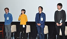 東京での上映がスタート!「罪とバス」
