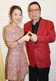 人と人のつながりを繊細に表現した 石倉三郎とキム・コッピ「つむぐもの」